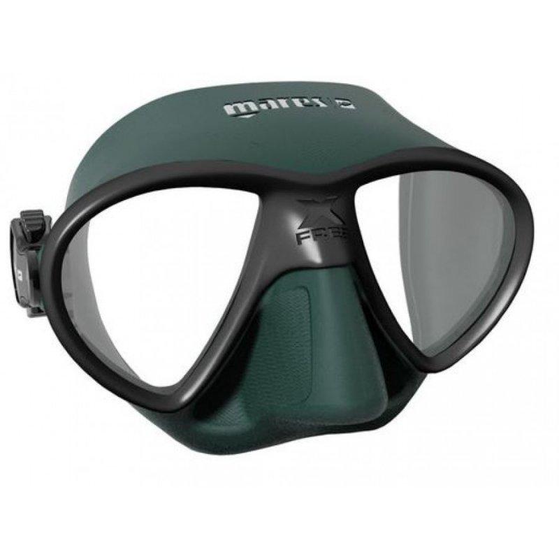 Μάσκα Θαλάσσης Mares X-Free Mαύρο Πράσινο