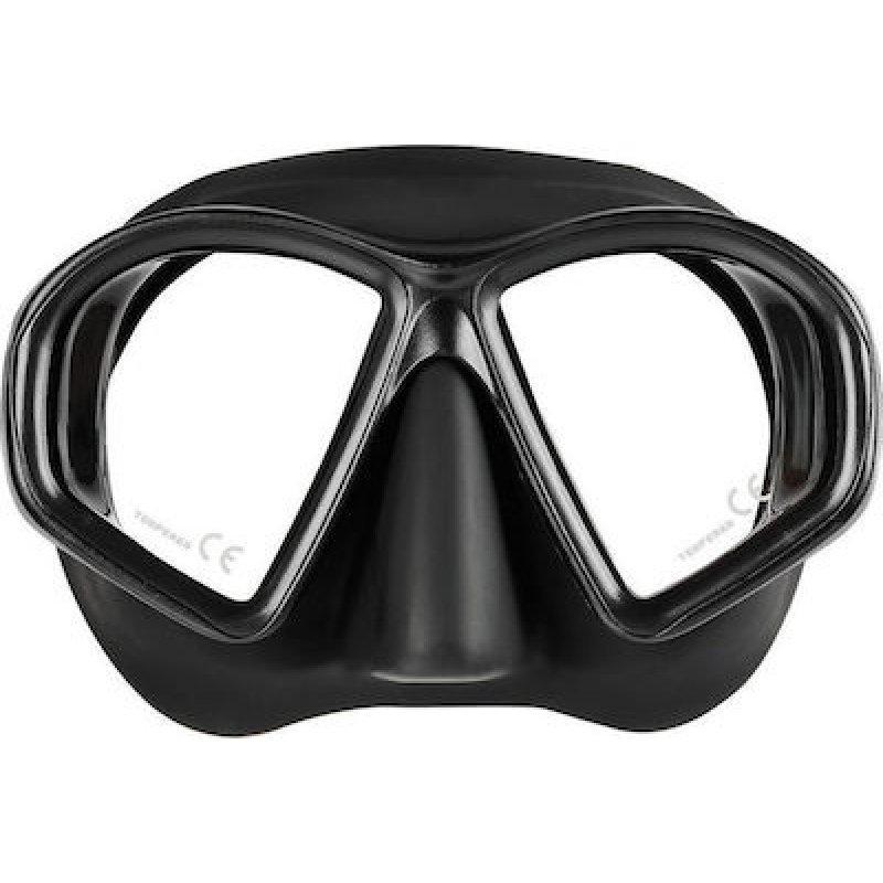 Μάσκα Θαλάσσης Mares Sealhouette Μαύρο