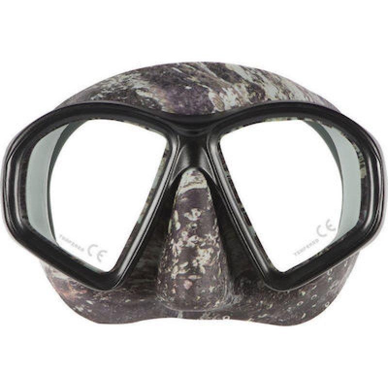 Μάσκα Θαλάσσης Mares Sealhouette Μαύρο Παραλλαγή
