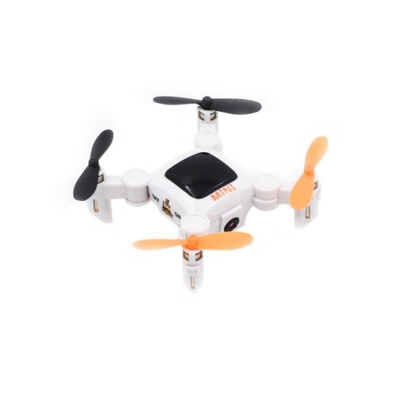 Mini rc drone τσέπης wifi camera quadcopter hc 636w
