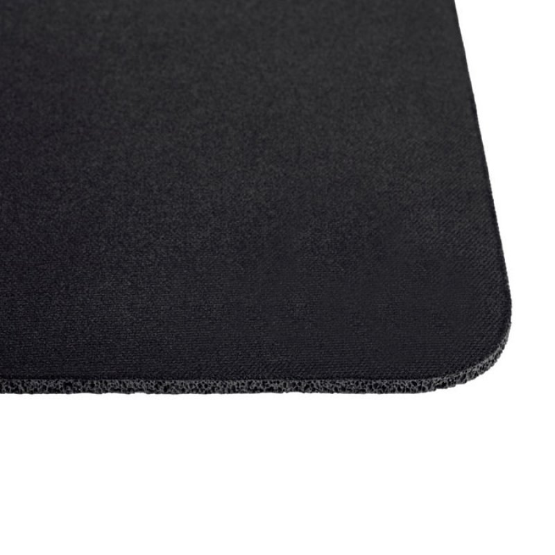 Mousepad Μαύρο, 180x220mm.