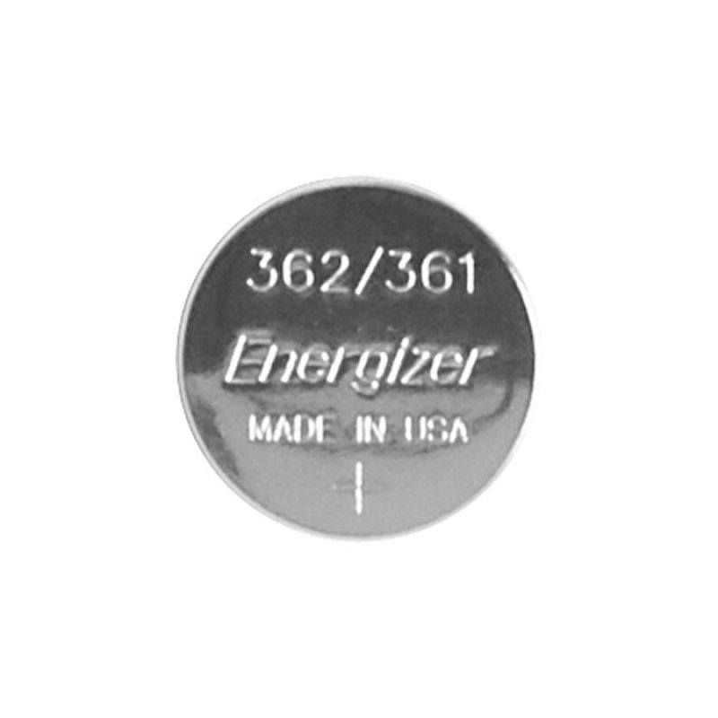Μπαταρία ρολογιών Energizer 361-362 σε συσκευασία 1 μπαταρίας.