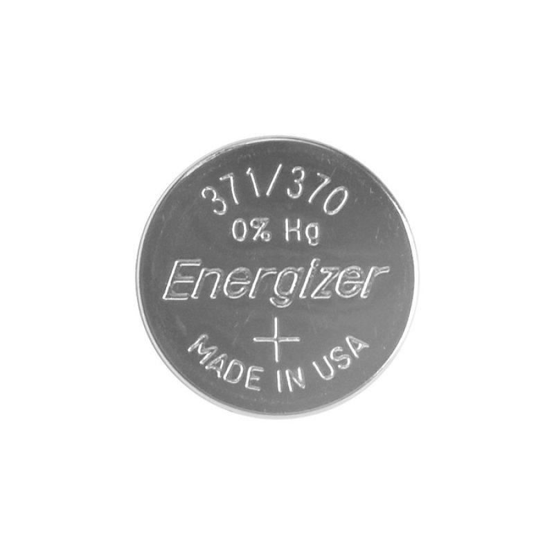 Μπαταρία ρολογιών Energizer 370-371 σε συσκευασία 1 μπαταρίας.