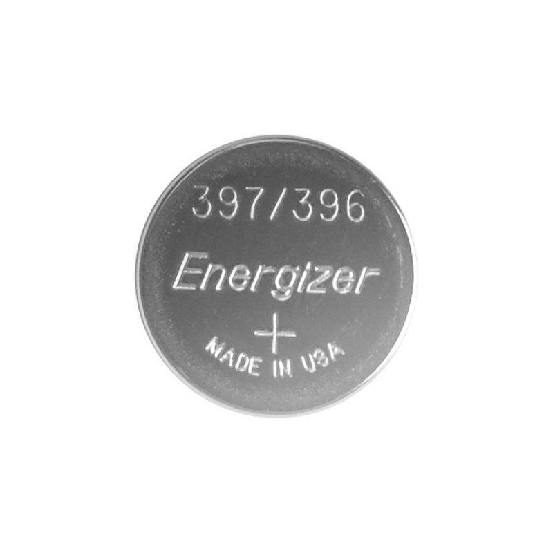 Μπαταρία ρολογιών Energizer 396-397 σε συσκευασία 1 μπαταρίας.