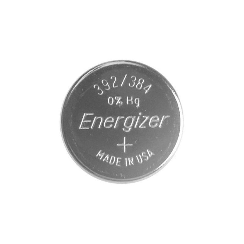 Μπαταρία ρολογιών Energizer 384-392 σε συσκευασία 1 μπαταρίας.