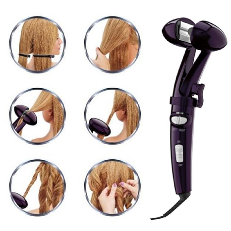 Περιστρεφόμενη συσκευή για κυματιστά μαλλιά Secret wave 32415