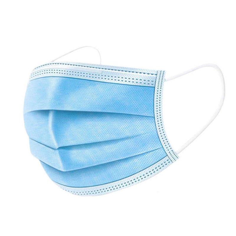 Προστατευτική Μάσκα Προσώπου Με Λάστιχο