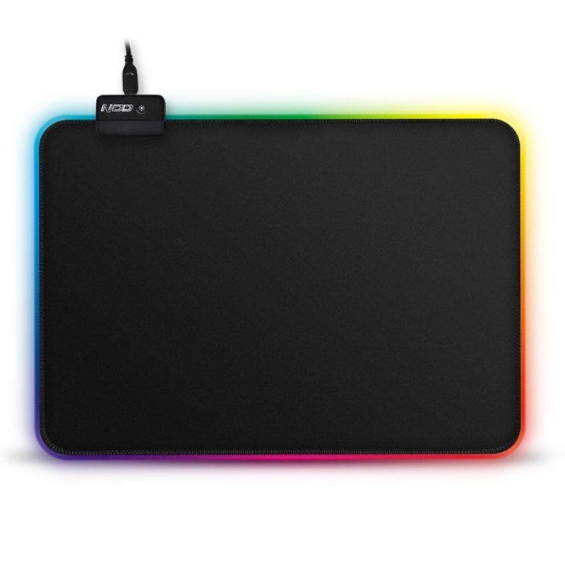 RGB gaming mousepad 350 x 250 x 3mm NOD R1 RGB