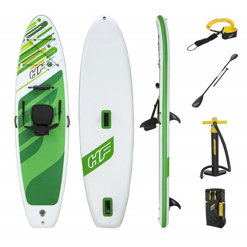 Σανίδα SUP Bestway Hydro-Force Kayak Freesoul 3.40M 65310