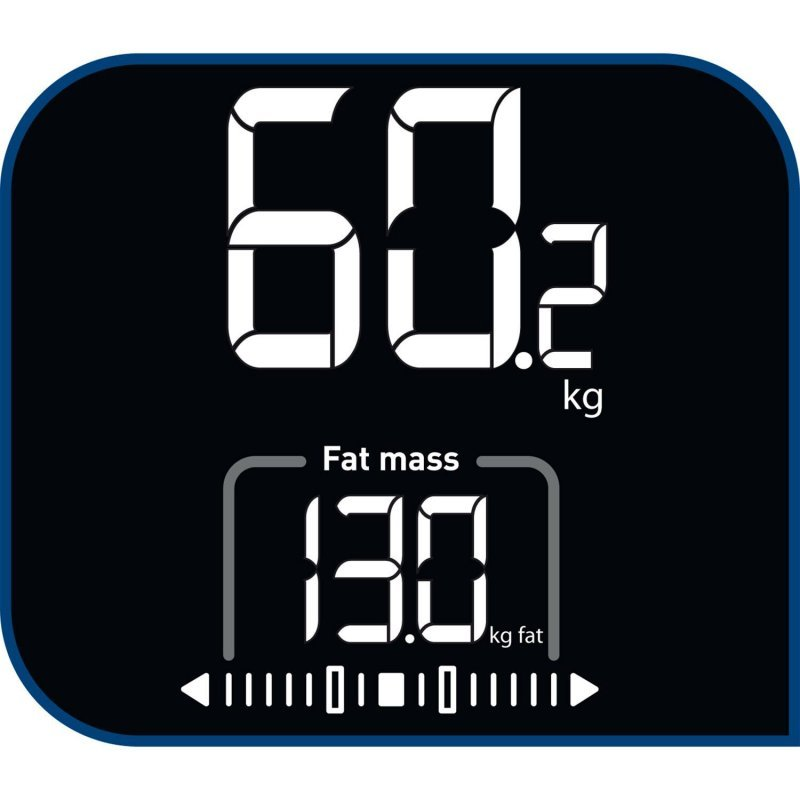 Tefal BM7100 Bodysignal Ζυγαριά Μπάνιου Με Λιπομετρητή