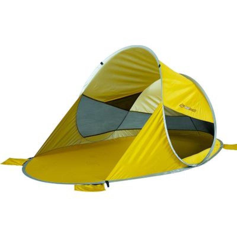 Τέντα Παραλίας Oztrail Personal Pop Up Σε Κίτρινο Χρωμα