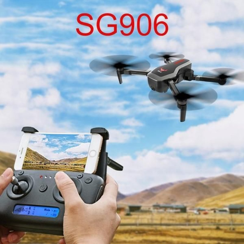 Τετρακόπτερο RC Drone RTF Zlrc beast SG906 GPS 5g WiFi 4K