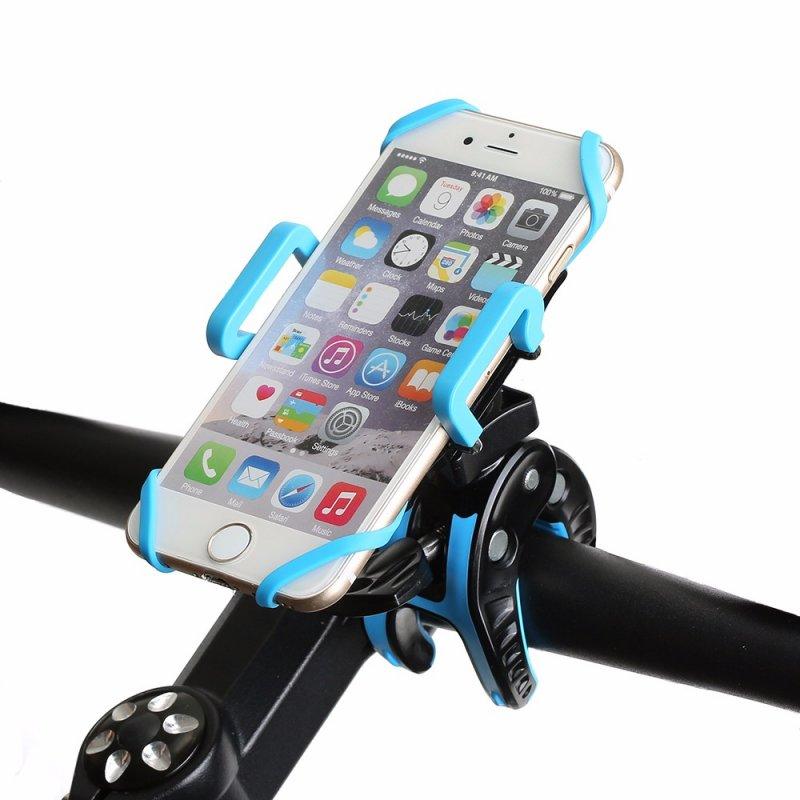 Μεταλλική βάση κινητού για μηχανή και ποδήλατο