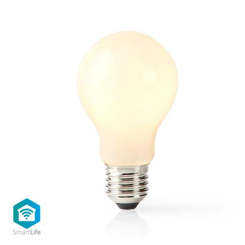 Wi-Fi Eξυπνη Λάμπα LED, E27, A60, 5W, Warm White, 500lm.