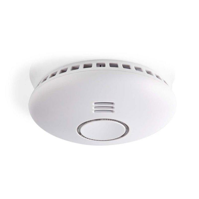 Wi-Fi Ανιχνευτής Καπνού και Υψηλής Θερμοκρασίας.