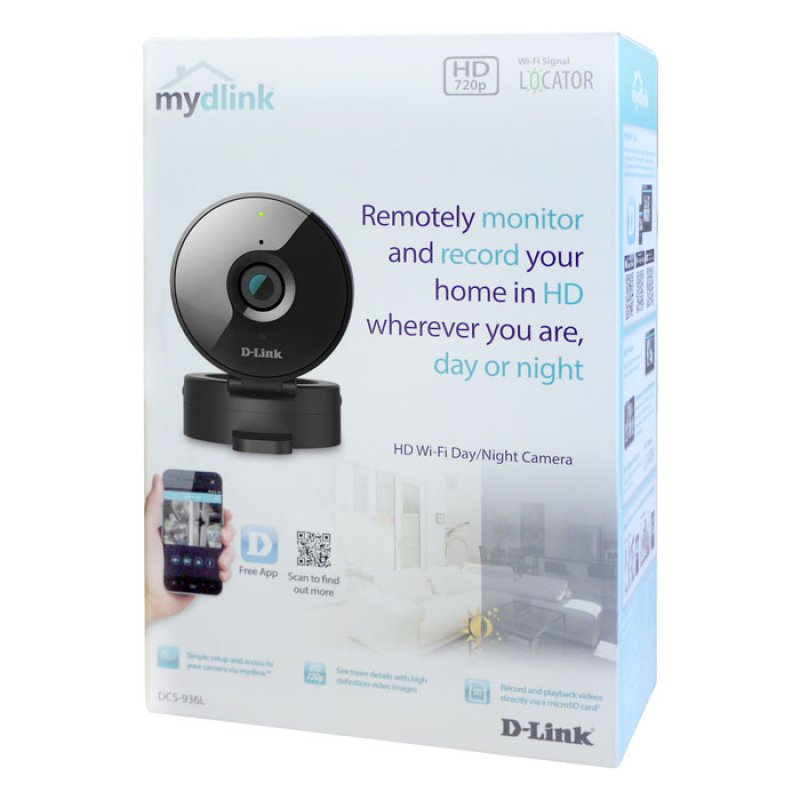 Wireless Day/Night HD IP Camera, Με Αισθητήρα Ανίχνευσης Κίνησης (PIR) Και Υποδοχή Για Κάρτα Micro SD