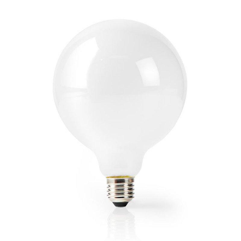 Wi-Fi Έξυπνη Λάμπα LED, E27, G125, 5W, Warm White, 500lm.