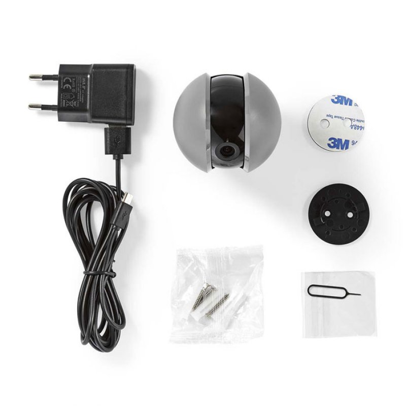 WiFi Smart IP Κάμερα Pan/Tilt HD 720p.